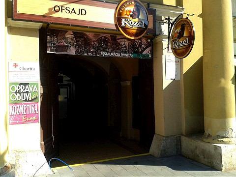 Reštaurácia Ofsajd ponúka denné menu aj v sobotu