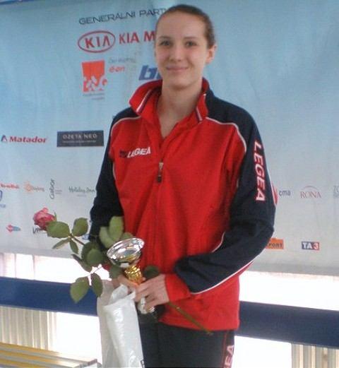 Plavkyňa Križanová si zapláva na majstrovstvách Európy