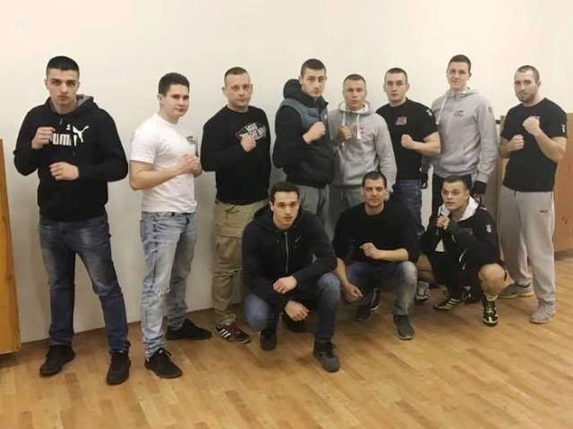 Pätica z trnavského Boxingclubu má za sebou ligové zápasy