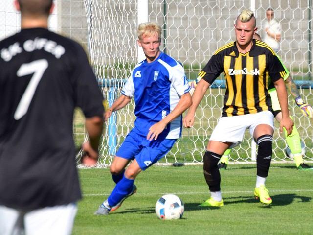 Futbal, 6. liga: Derby vyhrala Horná Krupá, Voderady zdolali Špačince