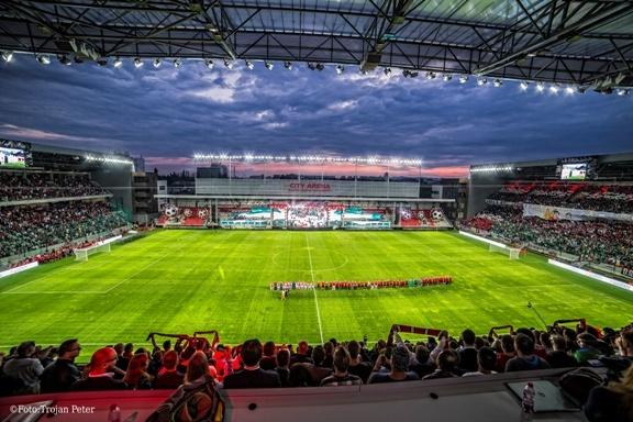 Nový trnavský futbalový štadión navštívilo už viac ako 200 tisíc divákov