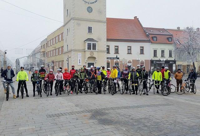 Trnavskí cyklisti už majú prvé kilometre za sebou, Lipovský predpovedá ďalší triumf Sagana
