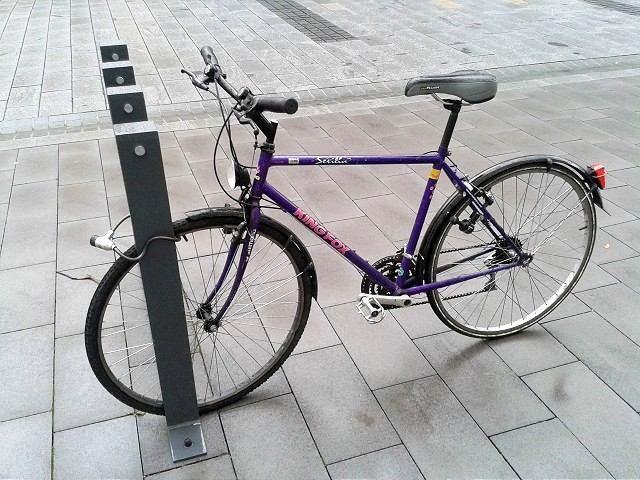Viete o vhodnom mieste pre cyklostojan? Radnici to môžete povedať cez online dotazník
