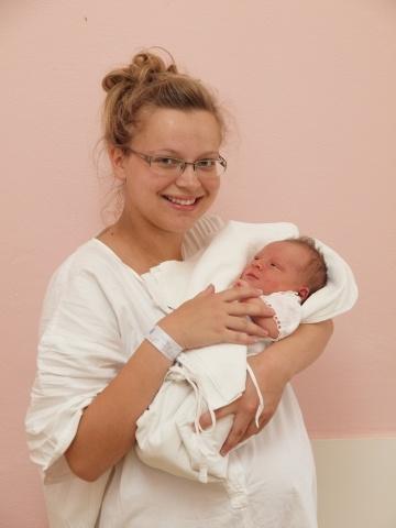 Bábence narodené od 7. mája do 12. mája 2012