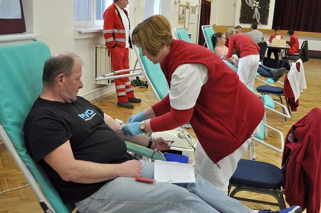 V Trstíne tiekla krv: Pomôže tým, ktorí ju budú najviac potrebovať