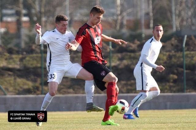 Futbal, 2. liga: Juniorka Spartaka prehrala v Skalici