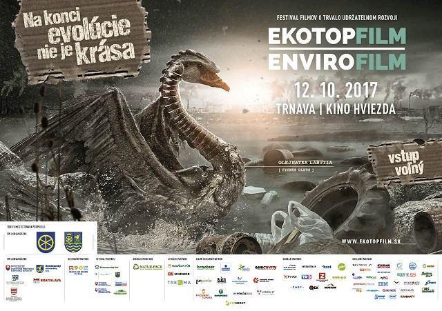 Vo štvrtok bude v Trnave festival Ekotopfilm, premietnu snímky o ekológii