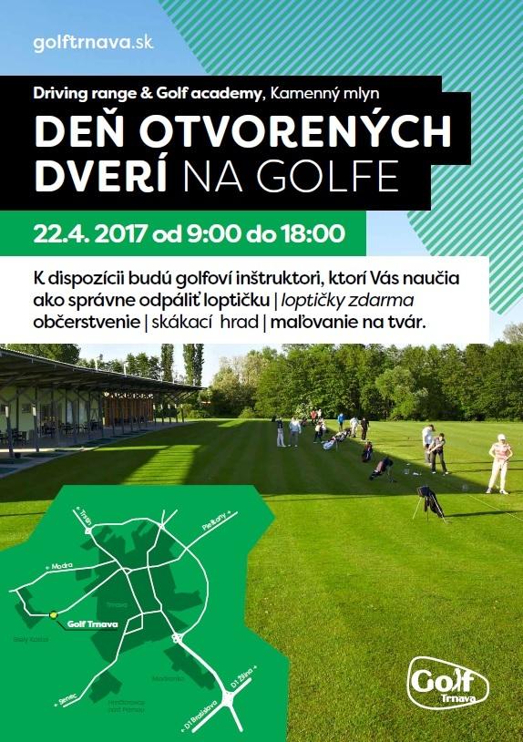 V golfovom areáli pri Kamenáči pripravujú na sobotu deň otvorených dverí