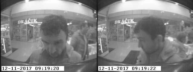 Zabudnutá hotovosť v bankomate: Tento muž je podozrivý, že si ju neoprávnene ponechal