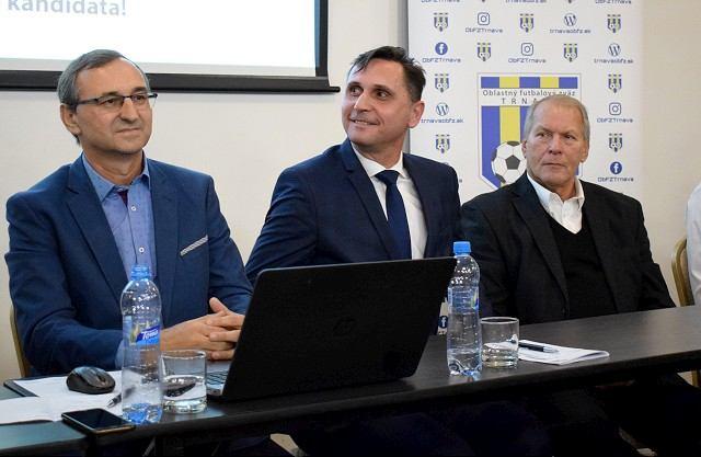 Volebná konferencia ObFZ Trnava sa nevyhla problémom, Hracha zvolili za predsedu