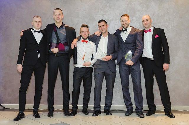 FOTO: Trnavskí futsalisti vymenili dresy za obleky, na plese vyhlásili najlepších hráčov