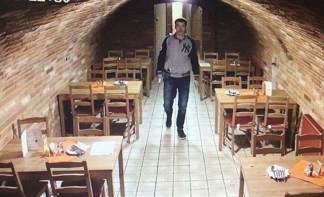 Policajné pátranie: V trnavskej reštaurácii ukradol tržbu, zachytili ho kamery