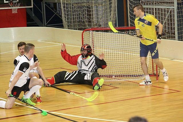 Trnavskí florbalisti bojujú o finále, kľúčový zápas hrajú v sobotu