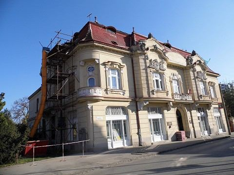 Budova trnavskej knižnice prechádza rekonštrukciou