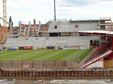 BLOG: Cudzinec vidí stavenisko, spartakovec nové futbalové Koloseum