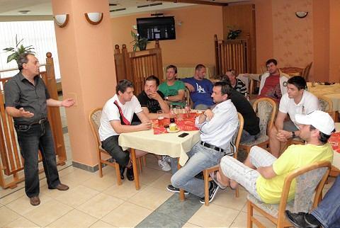 Návrat trnavskej Lokomotívy: Na prvý zraz prišlo dvadsať hráčov