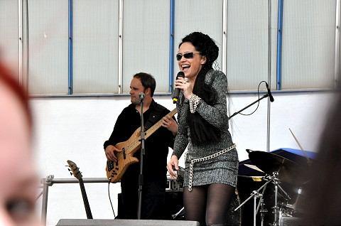 VIDEO: Odhalenie! Lucie Bílá koncertovala na 1. mája v Trnave