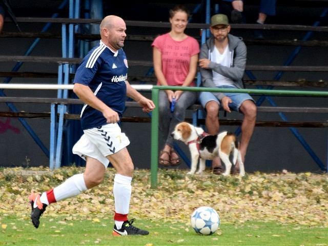 Miroslavovi Malženickému z Modranky futbal stále chutí: Na dvadsať minút si ešte trúfam