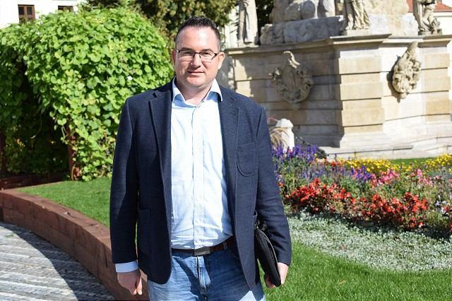 Voľby: Martin Dvornák ponúka svoje medzinárodné skúsenosti pre Trnavský kraj
