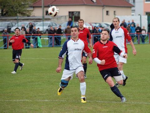 Futbal, OM: Zvončín prekvapujúco prehral v Brestovanoch