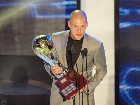 7f9cbd3dee500 Futbalistu roka korunovali v Trnave, Karhan získal cenu fanúšikov ...