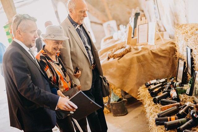 Golguzu gratulovali k desiatym narodeninám aj herci z Búrlivého vína