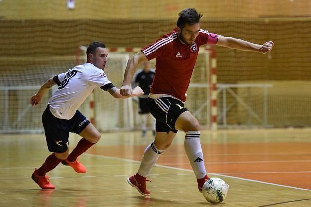 Futsalisti Spartaka privítajú Nitru už vo štvrtok