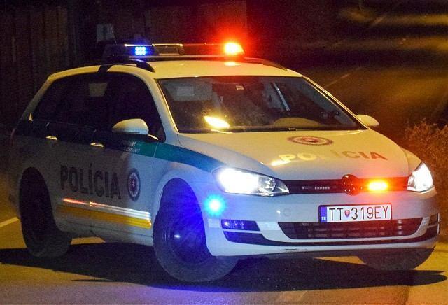 V Hlohovci po bodnutí zomrel muž, polícia má podozrivú osobu