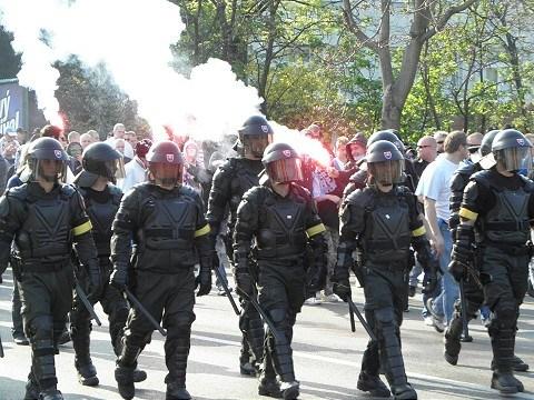Polícia pre zápas Spartaka s Trenčínom v sobotu uzavrie dve ulice v meste