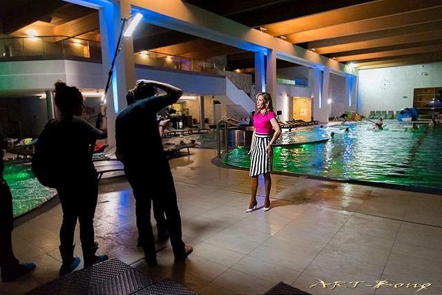 Francúzska televízia navštívila Relax Aqua & Spa: Zahraničný štáb zostal v úžase!