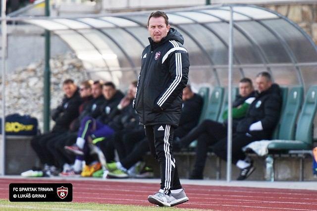 Tréner juniorky Spartaka Šarmír rezignoval na svoju funkciu