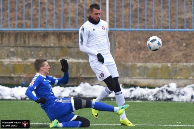 Spartaku zápas s Olomoucom nevyšiel, súperovi podľahol dvojgólovým rozdielom
