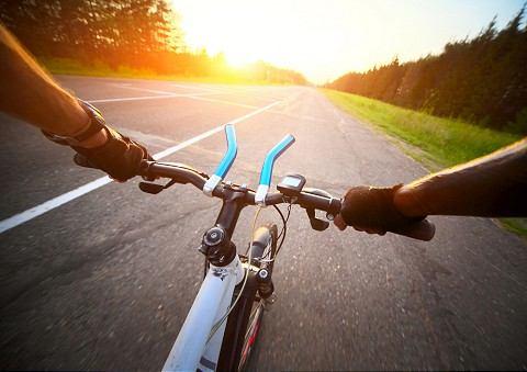 Cyklotrasa týždňa: Využite počasie, relaxujte na bicykli