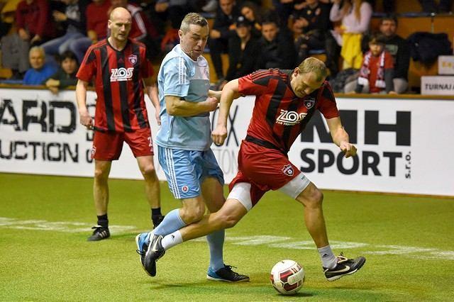 Trojkráľový turnaj futbalových osobností otvorí derby Spartaka so Slovanom