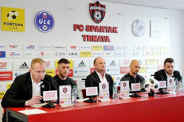 Spartak si udržal Jirku aj Pehlivana, na prestupovom trhu možno klub ešte prekvapí