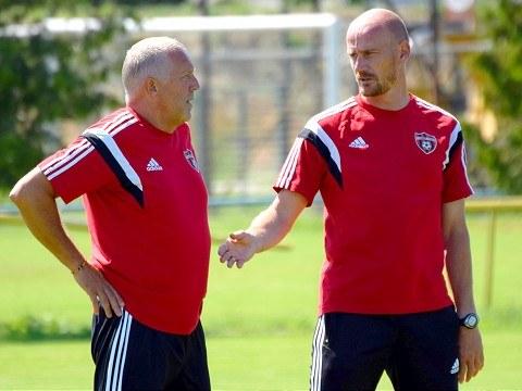 Spartak chystá trénerskú zmenu, Karhana má nahradiť zahraničný kouč