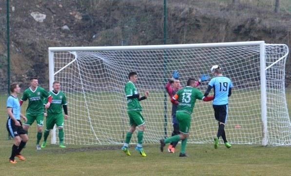 Futbal, 4. liga: Boleráz zdolal Holíč, Jaslovské Bohunice vyhrali v Domaniži