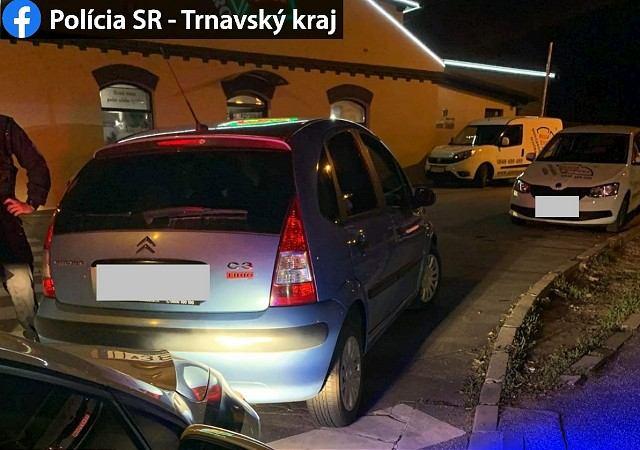 Polícia chytila opité ženy za volantom, ani jedna nemala vodičák