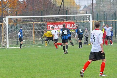 Futbal, III. trieda A: Na Slávii padlo desať gólov