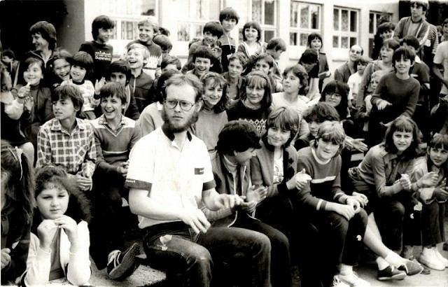 Spomienka na MDD: Školákov z trnavskej Kopánky zabávala kapela Elán