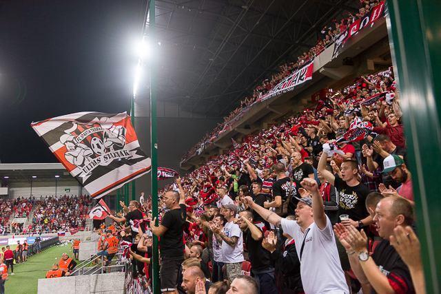 Krásne gesto: Fanúšikovia Spartaka kúpia lístky na futbal pre finančne slabšie rodiny