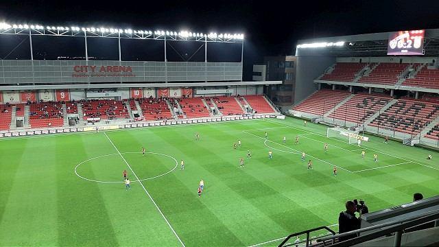 Spartak doma nestačil na Dunajskú Stredu