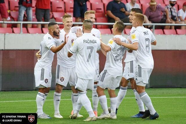 Dobré správy! Futbalisti trnavského Spartaka mali negatívny test na koronavírus