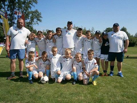 Mladí Cíferčania ukázali na Fragaria Cup-e futbalový talent