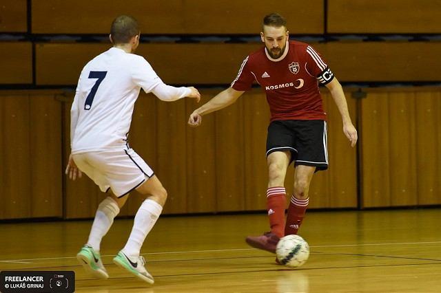 Futsalisti Spartaka nestačili na favorizovaného súpera ani v domácom prostredí