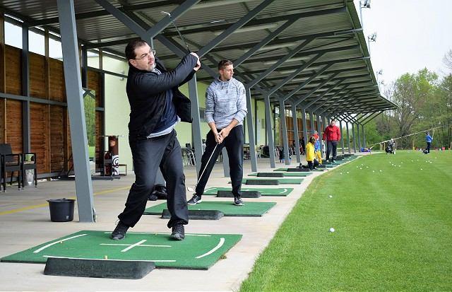 Golfisti organizujú v sobotu Deň otvorených dverí, pripravili aktivity pre celú rodinu