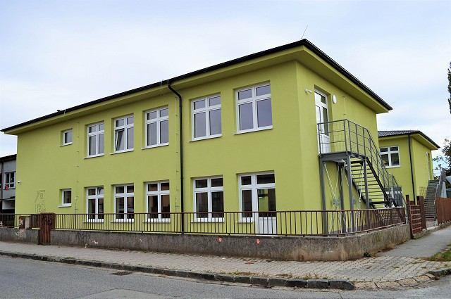 V novej škôlke na Gorkého ulici zatiaľ otvorili iba jednu z troch tried