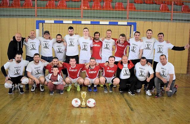 Okresná futsalová liga: Komplet Hrnčiarovce obhájil majstrovský titul