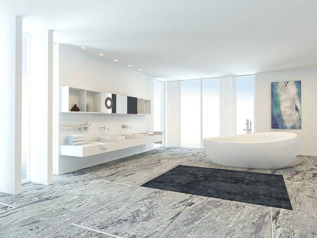 Moderné kúpeľne s tým najmodernejším vybavením