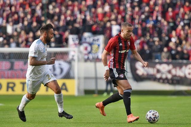 Súboj Spartaka so Slovanom sledovalo 11-tisíc divákov, Trnava nepremenila penaltu